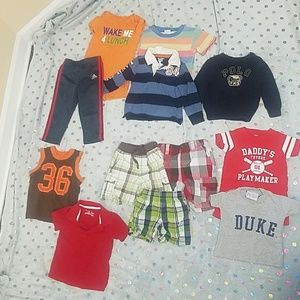 Boys clothes size 12 month to 3T
